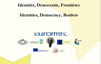 Е2 International Conference –  Identities, Democracy, Borders – 2016