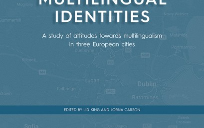 MULTILINGUAL IDENTITIES just published